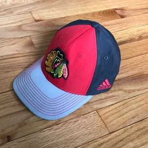 Sport Cap NHL Hockey Chicago Blackhawks Unisex S-M
